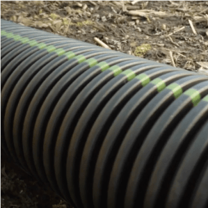 We've laid 10+ billion feet of sustainable pipe globally