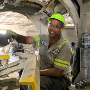 Workforce safety protects our most important assets – our employees